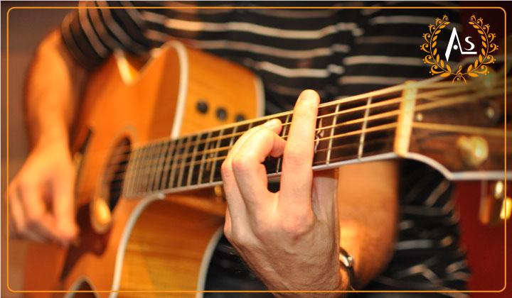 curso de guitarra, Conservatorio de musica Huancayo -Perú