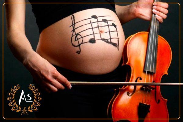 Aprestamiento musical pre-natal