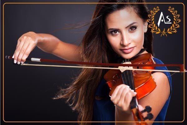 clases de violín en academia