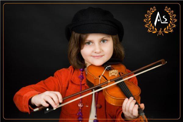 clases de violín para niños