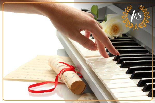 clases de piano en academia