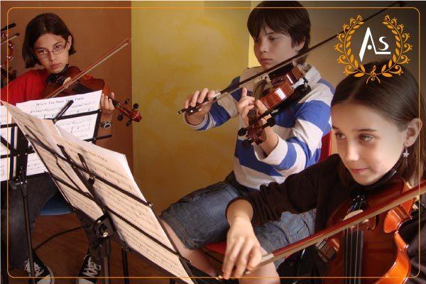 talleres de violín